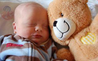 Почему ребенок не спит ночью или часто просыпается
