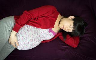 Почему беременные храпят – как решить проблему