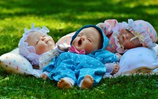 Когда ребенок начинает спать всю ночь, не просыпаясь