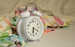 Как научиться рано ложиться спать